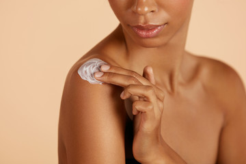 Whitening Body Lotion for Dark Skin